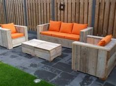 Diy Patio Furniture From Pallets Day Bed