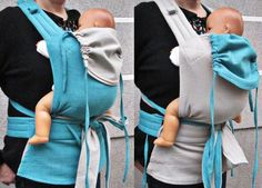 Mysol Alaska - Girasol Babytrage ohne Schnallen | MySol von Girasol | Tragehilfe | Tragen | ZWERGE.de - Mein Babyshop