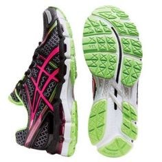 Best Running Shoes: Asics Gel-Kayano 19 - SHAPE Shoe Guide 2013: The Best Athletic Shoes for Women - Shape Magazine