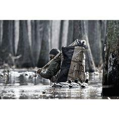 DP3 STANDARD SIZE Decoy Bag #rigemright #heavilyseasoned #duckhunting #waterfowl