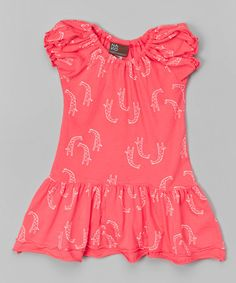 This dress's casual pullover design slips on easily, and toss-in-the-wash cotton makes short work of cleaning. Infant Toddler, Toddler Girls, Pullover Designs, How To Make Shorts, Great Deals, Swing Dress, Oakley, Poppy, Giraffe