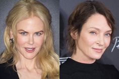 The famous fashion calendar is shunning sexy youth in favor of a more natural and soul-baring portrayal of Hollywood's most beautiful women, including Nicole Kidman, Julianne Moore, Uma Thurman and Lupita Nyong'o.