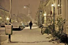 Winter in Kristiansand Norway Kristiansand Norway, Land Of Midnight Sun, Kristiansund, Little Land, Norway Viking, Beautiful Norway, Cool Countries, People Of The World, Vikings