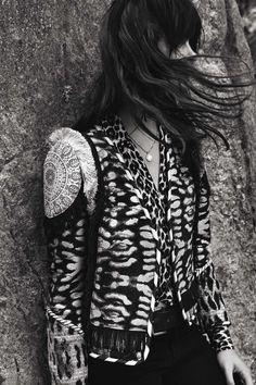 Refresh Your Fall Wardrobe With Alix of Bohemia's Handmade, One-of-a-Kind Jackets