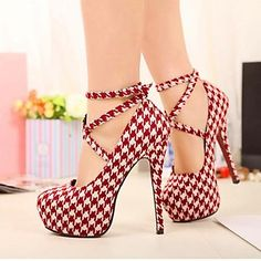 Women's Shoes Round Toe Stiletto Heel Pumps Shoes More Colors available – USD $ 22.24