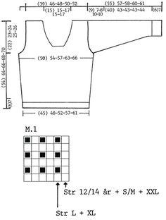 DROPS 85-8 - DROPS Pullover in Eskimo  - Free pattern by DROPS Design