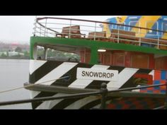 River Mersey & Manchester Ship Canal Cruise 8.5.2015 - onboard Mersey Ferry Snowdrop - YouTube