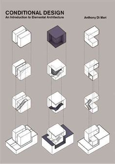 Architecture Drawing Discover Conditional Design: An Introduction to Elemental Architecture Architecture Concept Diagram, Architecture Panel, Architecture Graphics, Architecture Drawings, Architecture Design, Architecture Diagrams, Module Design, Planer Layout, Tableau Design