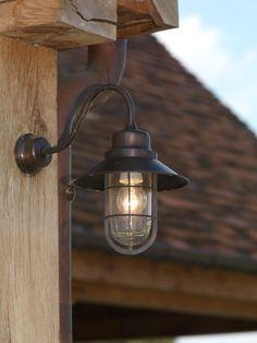 Oakdreams.be: afwerking naar wens Front Door Lighting, Driveway Lighting, Garage Lighting, Outdoor Wall Lighting, Home Lighting, Craftsman Lighting, Farmhouse Lighting, Exterior Wall Light, Exterior Lighting