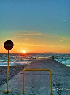 forbidden sunset - Rhodes island