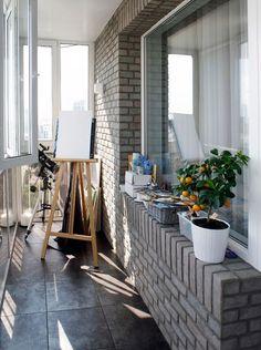 20 идей, как превратить маленький балкон в уголок для отдыха.