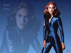 "Erin Gray as Wilma Deering in ""Buck Rogers in the Century( Erin Gray, Comic Movies, Sci Fi Movies, Buck Rodgers, 80 Tv Shows, Sci Fi Tv Series, Disco Pants, Drama, Space Girl"