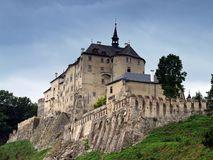 Gothic Castle Czech Sternberk