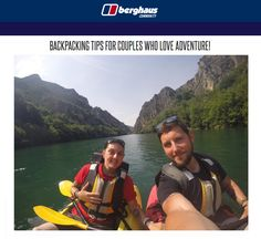 Berghaus – Backpacking tips for couples who love adventure    Backpacking is an amazing and life changing experience, one which we as a couple had dreamt of for years. Saving and making sacrifices for this huge global adventure. Having someone to share these once in a lifetime moments and unforgettable experiences can make the journey that much more intense and special. But be warned, bringing along your partner is also a huge test of your relationship! You will be tired, stressed and fed up