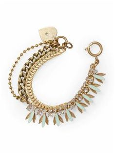 petal bracelet