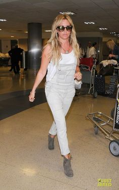 Ashley Tisdale LAX Airport May 19 2014