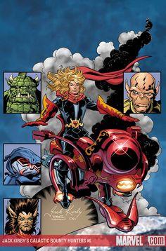 Comic Book Artist: Jack Kirby