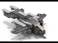 How To Build a MINI HALO PELICAN, I have gotten back into the Halo franchise, this would be perfect for me and my brothers! Lego Halo, Lego Spaceship, Lego Robot, Halo Pelican, Lego Plane, Lego Machines, Lego Guns, Legos, Lego Sculptures