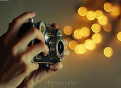 Tutorials by JFotography - Forced perspective with bokeh