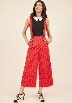 Ladybug Loyalty Pants | ModCloth