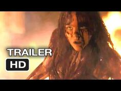 "New Trailer to the #Horror Remake of Stephen King's ""Carrie"". With Chloe Moretz in the Title Role & Julianne Moore"