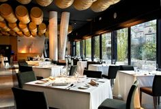Hotel Viura, diseño fastuoso, buena gastronomía e importante bodega - @ViuraHotel, @CatasDe  #Villabuena #enoturismo #riojaalavesa