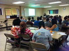 Arizona Allies listen in during Core Training. by PublicAllies, via Flickr