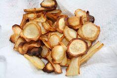 Persillerot chips Garlic, Chips, Vegetables, Food, Potato Chip, Essen, Vegetable Recipes, Meals, Potato Chips