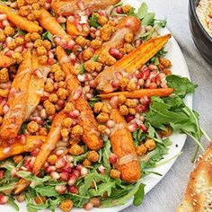 Easy Salad Recipes, Easy Salads, Healthy Recipes, Healthy Foods, Salad Menu, Salad Dishes, Crab Stuffed Avocado, Light Summer Dinners, Cottage Cheese Salad