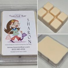 Soy Wax Melts, Mean Girls, Toast, Orange, Healthy, Sweet, Collection, Food, Candy