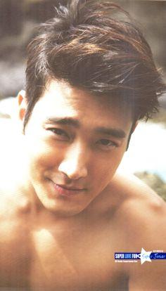 Siwon - SJ Hawaii photo book