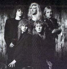Def Leppard, 1988. The First Time I Saw Lep's in concert oct.1988, Salt Lake City Ut Hysteria Tour