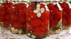 Необычные рецепты маринованных помидоров на зиму. Полезные Вести
