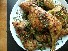 Easy Roasted Five-Spice Chicken