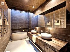 In love with this bathroom interior