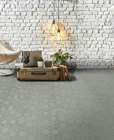 All Hexa mosaics are supplied on a sheet approx.All products within the Hexa range are non-rectified Porcelain tiles. Mosaic Tiles, Exterior Tiles, Porcelain Mosaic, Mandarin Stone, Mosaic, Elements Of Design, Hexagonal Mosaic, Mosaic Decor, Flooring On Walls