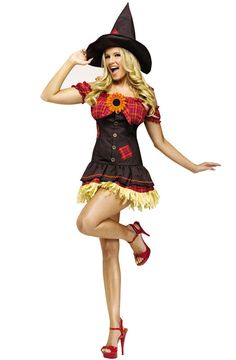 Cute adult costume without being to risque to wear with the kids trick or treating