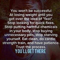 This is the best weight loss advice ever. No frills. No lies. No disappointment. theloop.com #theloop