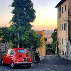 fiesole Cityscapes, Italy Travel, Life Is Good, How To Memorize Things, Bucket, Country, Beautiful, Rural Area, Buckets