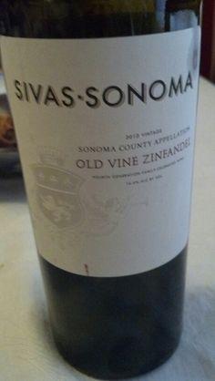Great old vine zin