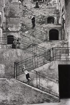 Leonforte, Sicily, Italy, 1956. René Burri