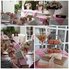 Pink babyshower @ Villa Maria Guest Lodge