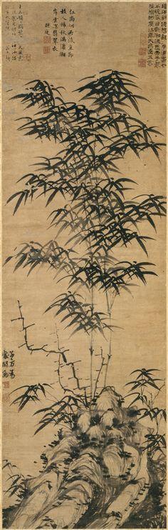Deng Yu (鄧宇, ca.1300-after 1378), Yuan Dynasty (1271-1368)