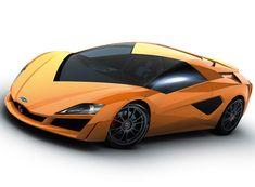 Awesome Frazer Nash Namir Concept by Giugiaro! Cool Cars