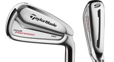 The TaylorMade Tour Preferred MC Irons Golf Club Reviews, Iron Reviews, Living Under A Rock, Tiger Woods, Golf Accessories, Taylormade, Irons, Golf Tips, Golf Clubs