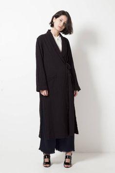 Raquel Allegra robe trench - wendela van dijk