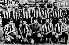 EQUIPOS DE FÚTBOL: ASTURIAS DE MÉXICO en la temporada 1942-43