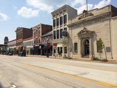 Lancaster, Ohio