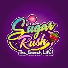 Candy Shop Logo Design on Behance