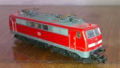 E - Lok N Baureihe 111 von Trix